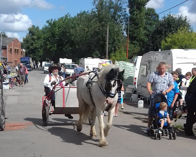 Brigg Horse Fair 2017 picture one by Nigel Fisher