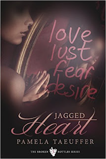 Jagged Heart - women's contemporary fiction by Pamela Taeuffer