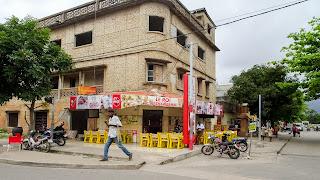 Many lebanese people have restaurants in Benin