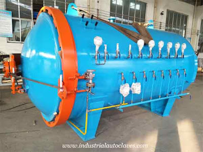 Autoclave Curing Of CompositesWas Sold To QingDao  1