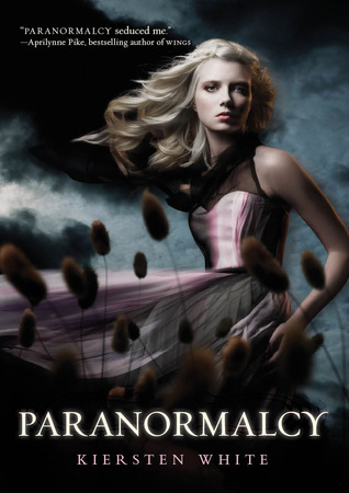 https://www.goodreads.com/book/show/7719245-paranormalcy?ac=1