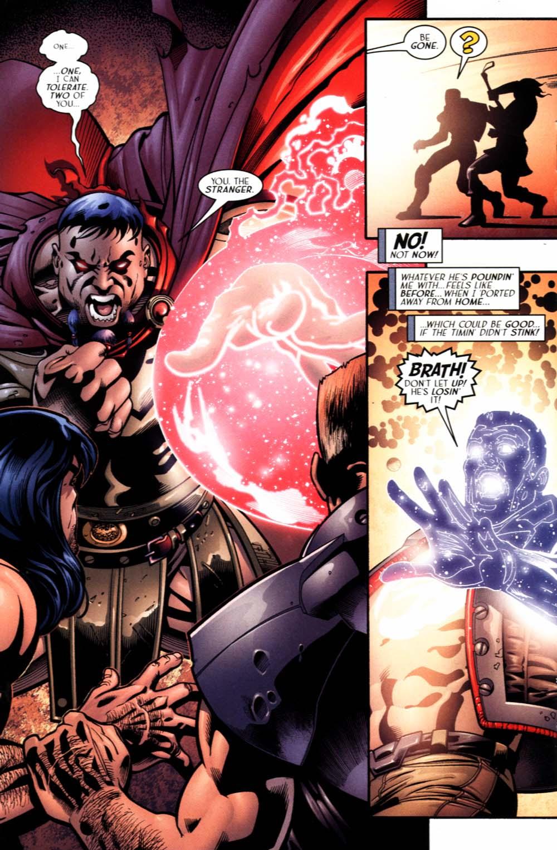 Read online Sigil (2000) comic -  Issue #19 - 21