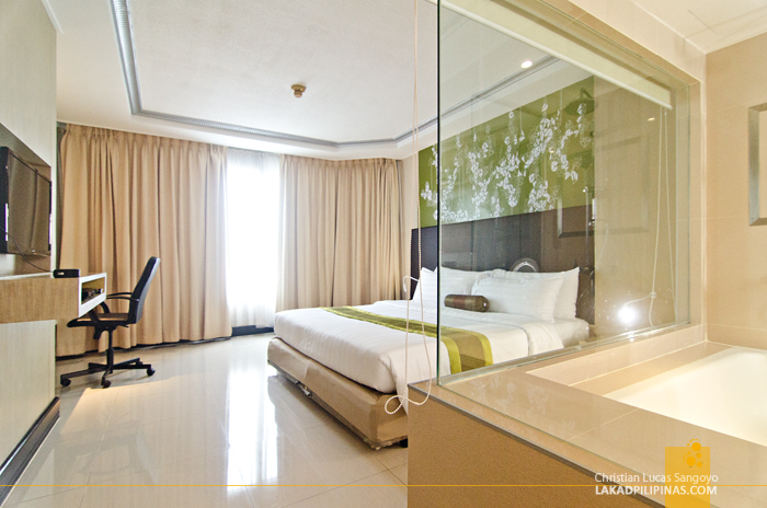 Windsor Suites Bangkok Sukhumvit Suite