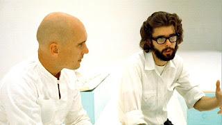 George Lucas en su primera película THX 1138