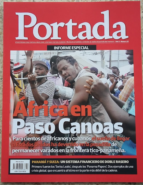 Revista Portada Panamá