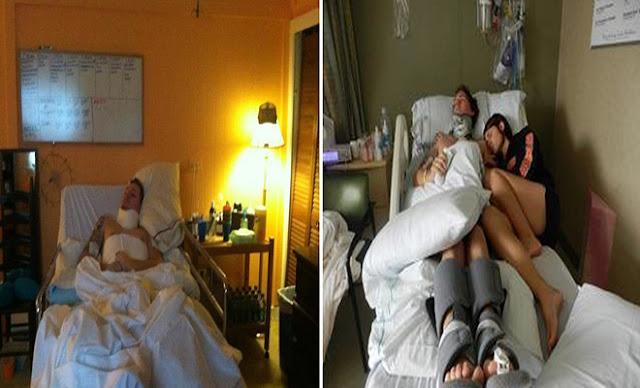 Αρνήθηκε να βγάλει το καλώδιο από τον σύζυγο της. 2 χρόνια αργότερα ξύπνησε από το Κώμα...