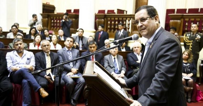 Luis Iberico reemplazaría a congresista Donayre si Congreso aprueba su desafuero