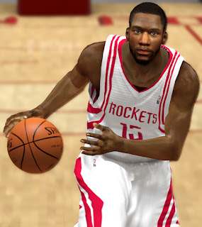 NBA 2K13 Toney Douglas Cyber Face Mod Patches