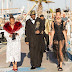 Steve Harvey and his family step out in stunning outfits for the Dolce and Gabbana Alta Sartoria show in Italy (PHOTOS)