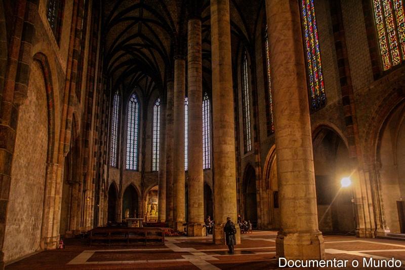 Igreja dos Jacobinos; Toulouse