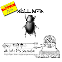 Free GM Resource: Abulafia Wiki (RPG Generators)