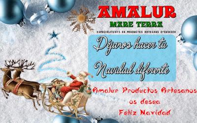 Felicitación Navidad de Amalur 2017