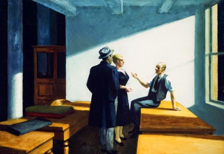 Conferência - Edward Hopper e suas principais pinturas ~ O pintor da solidão