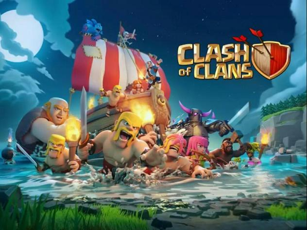 Clash of Clans 9.256.19 Unlimited Mod/Hack APK