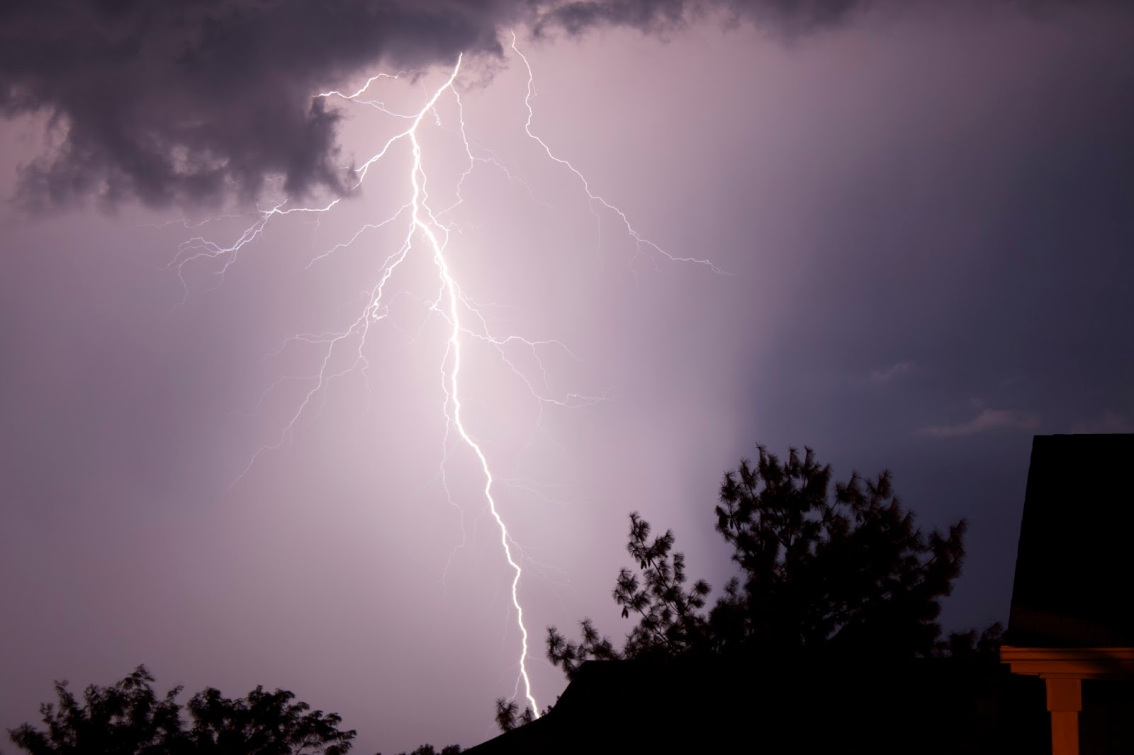 Free Stock Lightning Photos