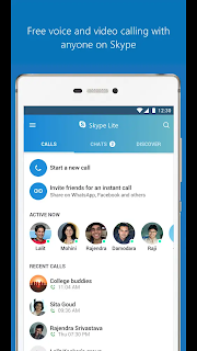 Skype Lite – Chat & Video Call v1.45.76.30589-release Apk [Latest]