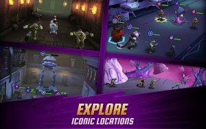 Ninja Turtles: Legends MOD v1.5.6 Apk Terbaru