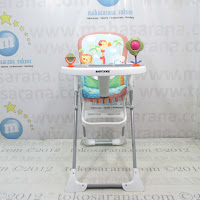 Baby High Chair BabyDoes CH04 JB Ultimo