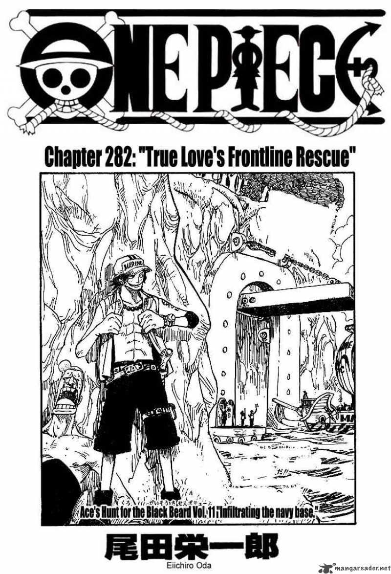 One Piece 283