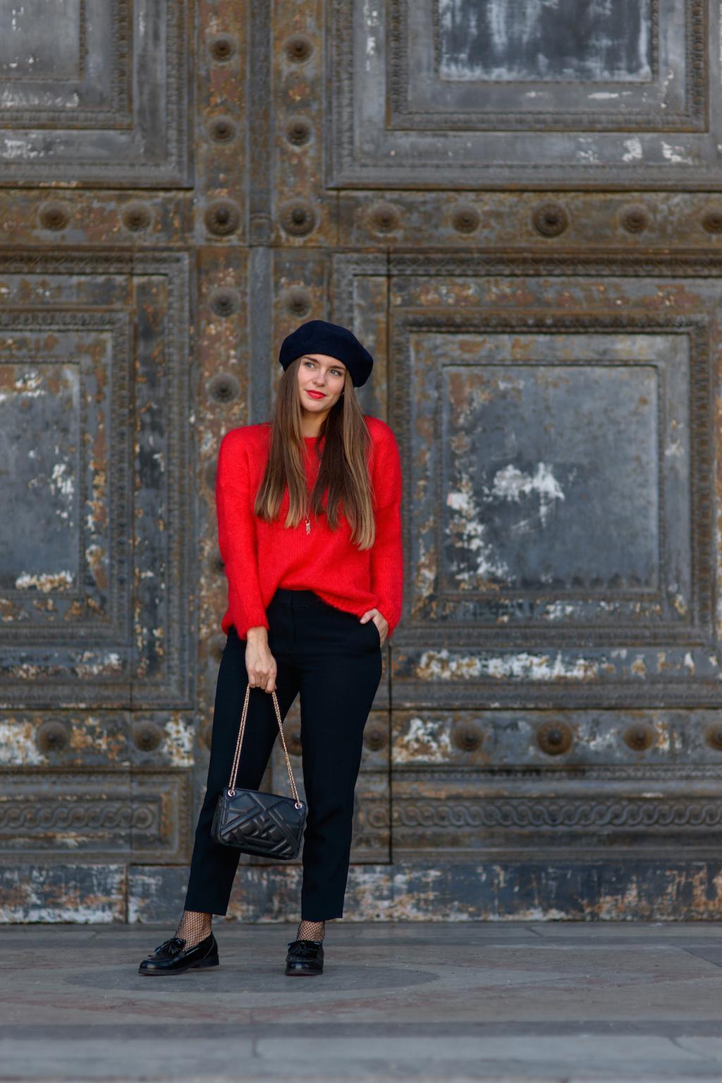 blogueuse mode madeleine paris