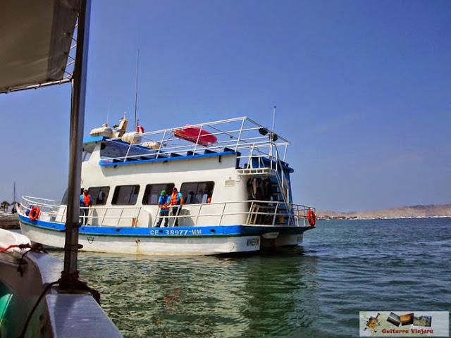 Catamarán Mikeira