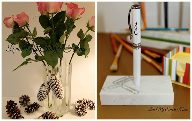 Revive wilted roses, repurposed trophies