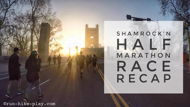 Shamrock'n Half Marathon Race Recap 3/11/18