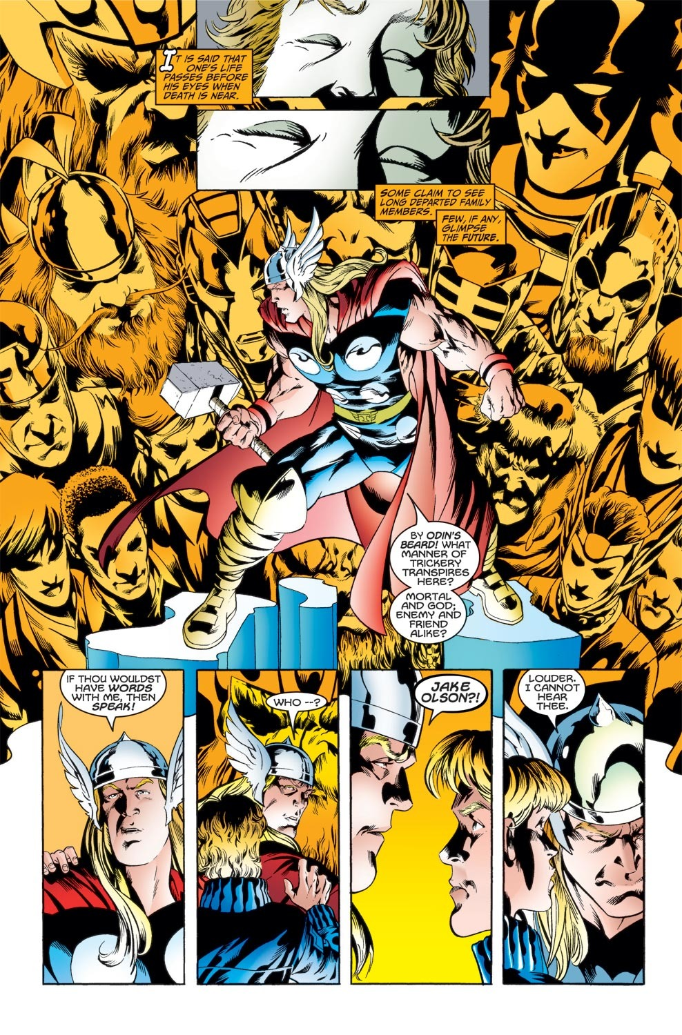 Thor (1998) Issue #14 #15 - English 21