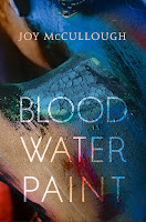 Blood Water Paint by Joy McCullough book cover and review