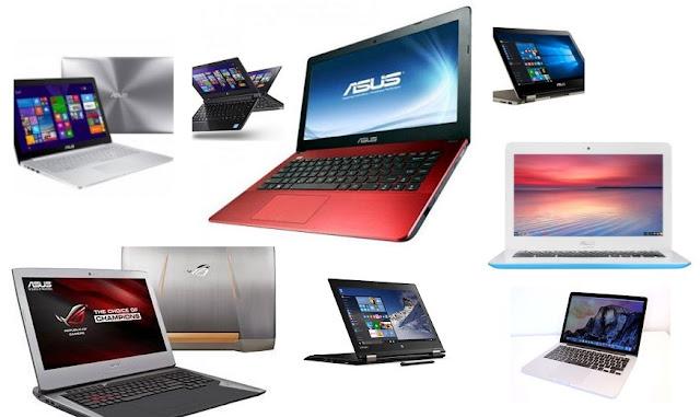 Harga Laptop ASUS Terbaik