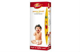 Dabur Janma Ghunti Honey 125ml (Pack of 2) For Rs 84 at Amazon