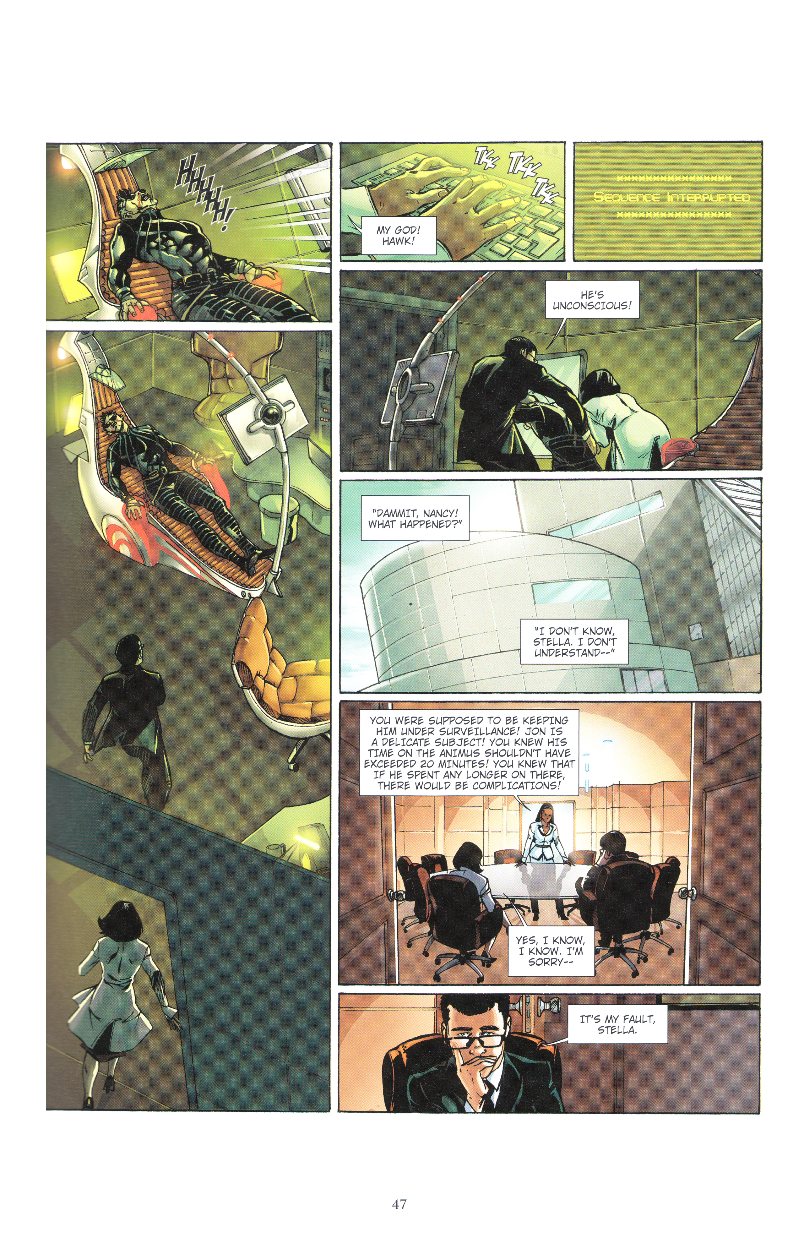 Read online Assassin's Creed (2012) comic -  Issue #4 - 47