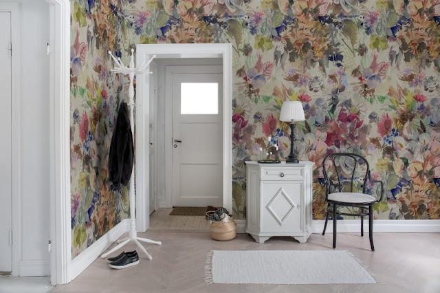 Digitapeet RW Bouquet R16041 Floral Splendor