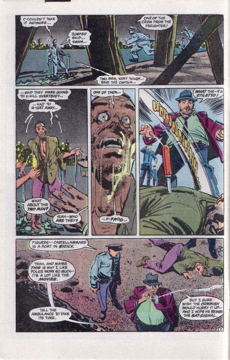Detective Comics (1937) 554 Page 2
