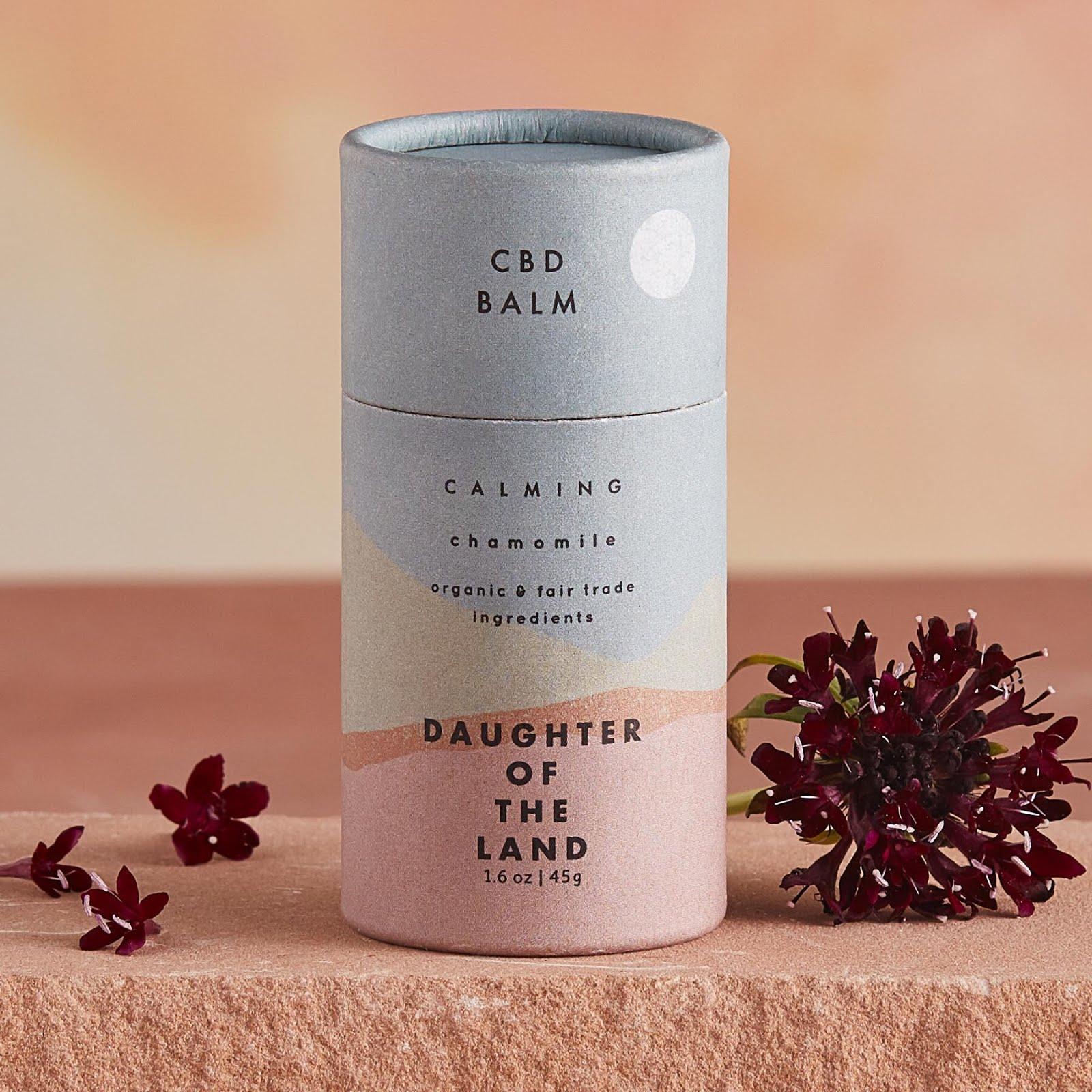 All-organic Chamomile Calming Balm Sundance Catalog