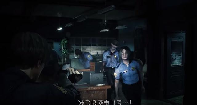 Resident Evil 2 Remake PC Game Download