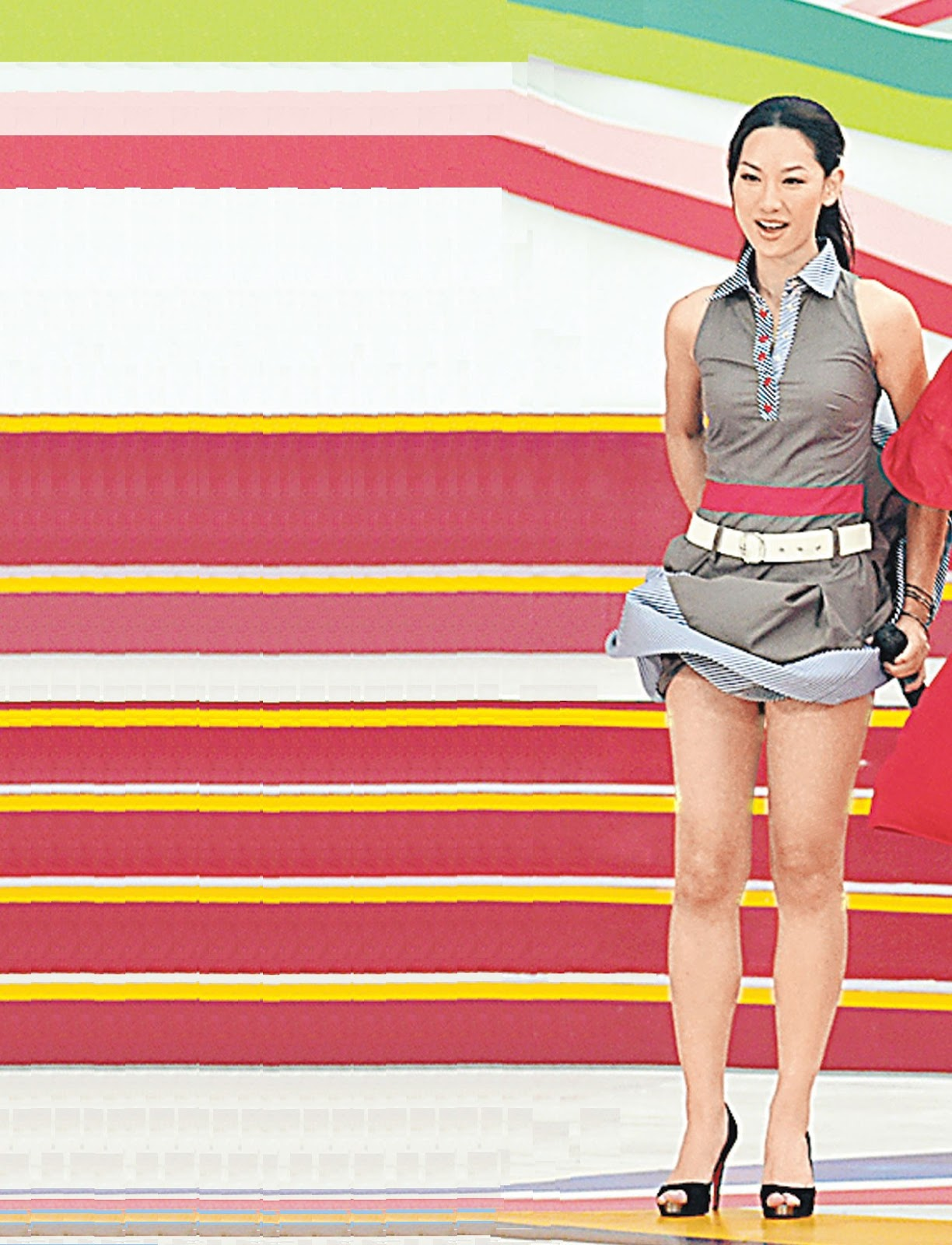 'Sexy lady' Miss Hong Kong, Kate Tsui bomb shell