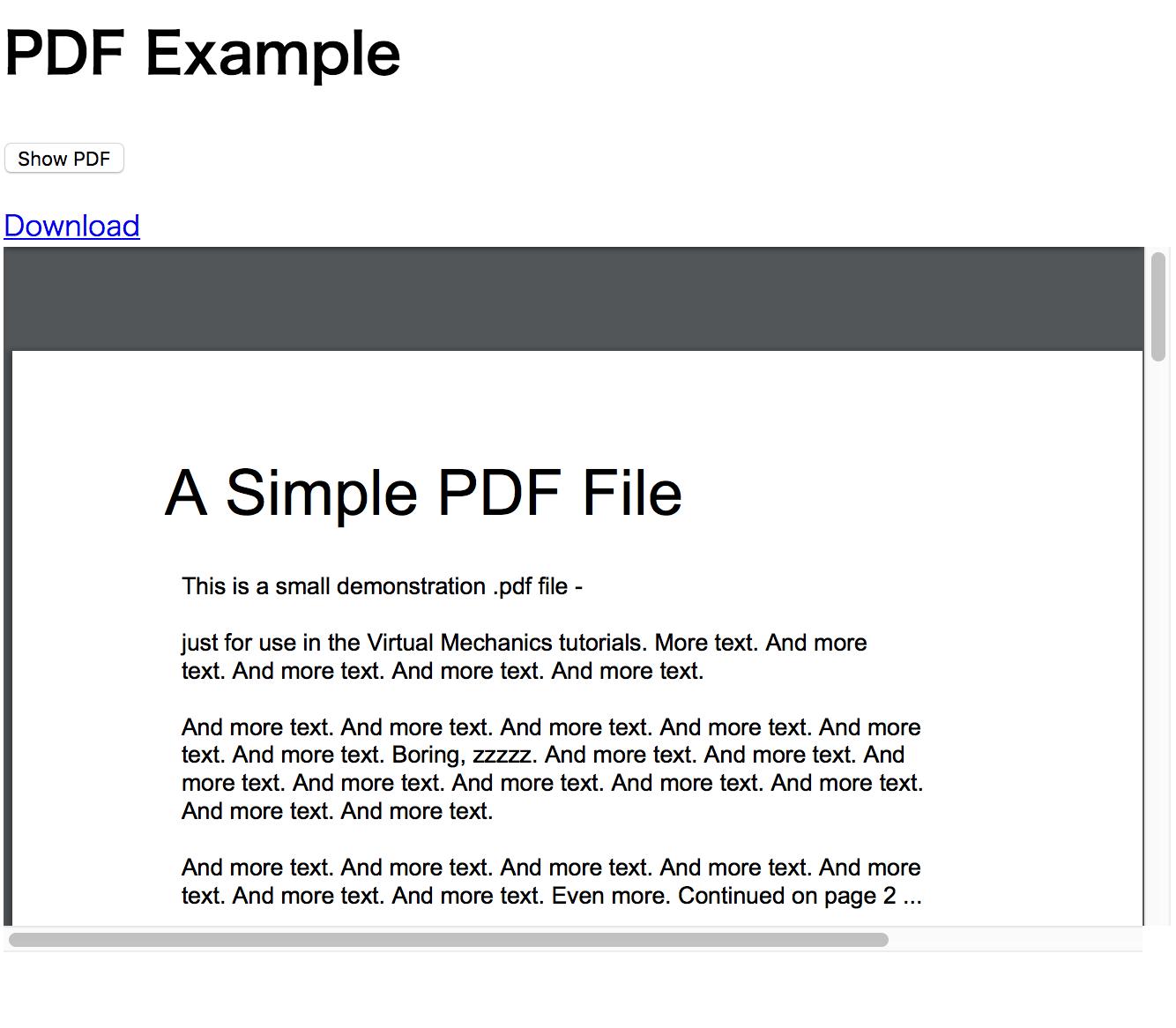 objectタグ pdf 表示されない