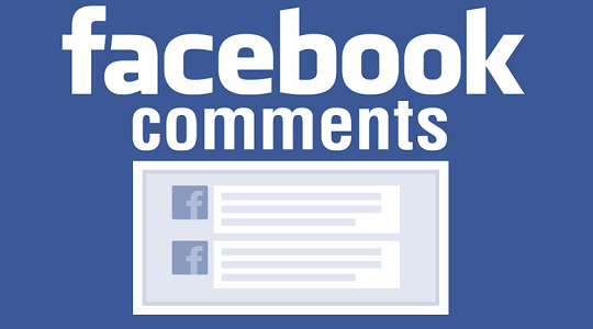How to Install Facebook Responsive Comments on Blogger