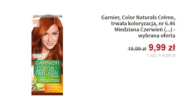Garnier - Farba do włosów