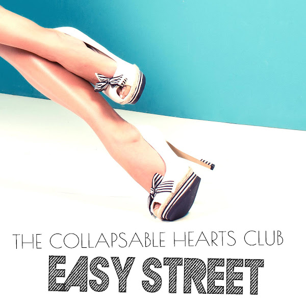 The Collapsable Hearts Club - Easy Street (feat. Jim Bianco & Petra Haden) - Single Cover