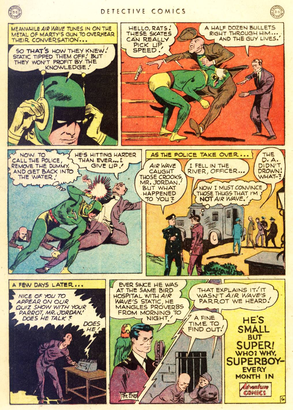 Detective Comics (1937) 130 Page 21