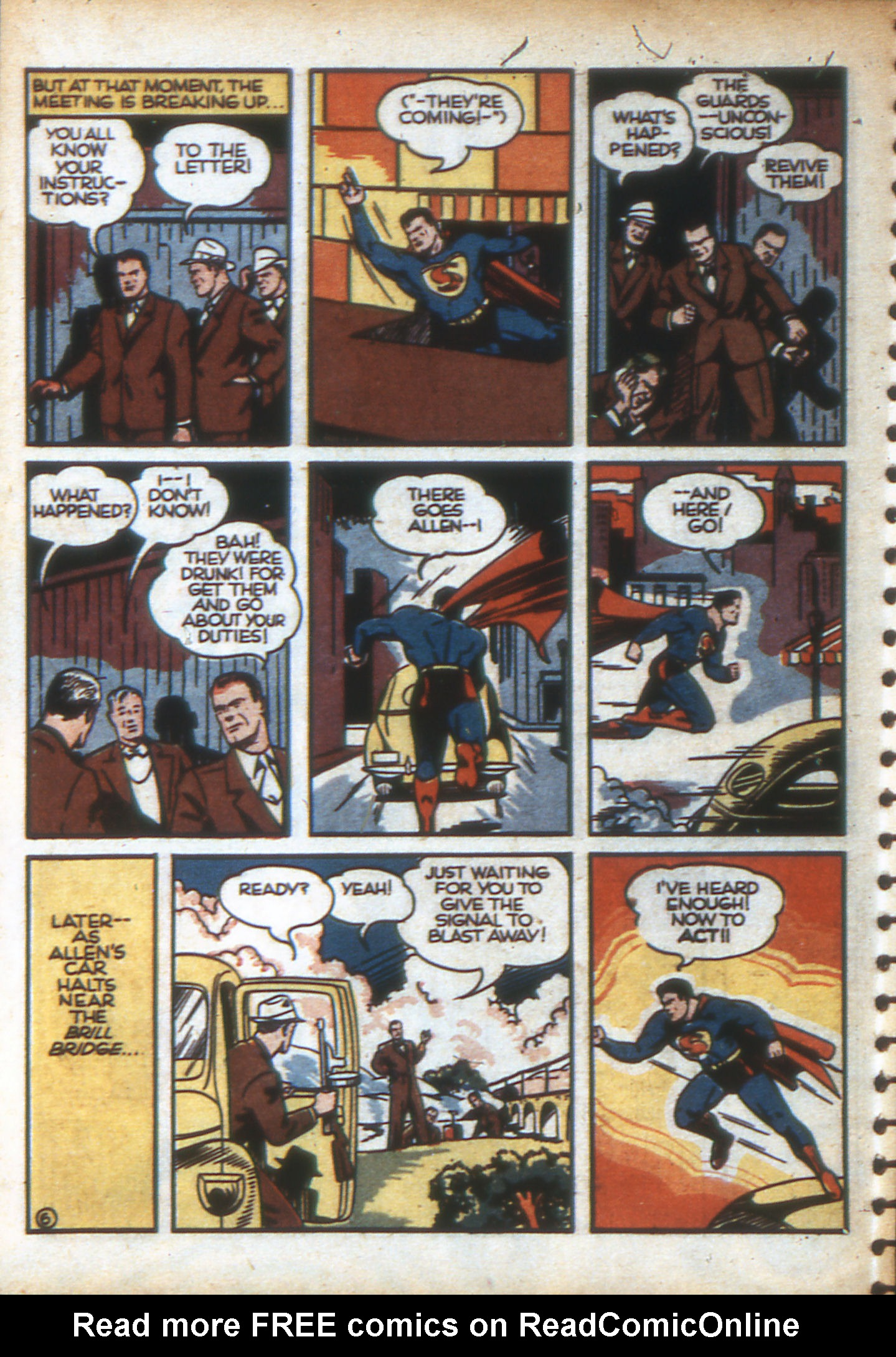 Action Comics (1938) 36 Page 8