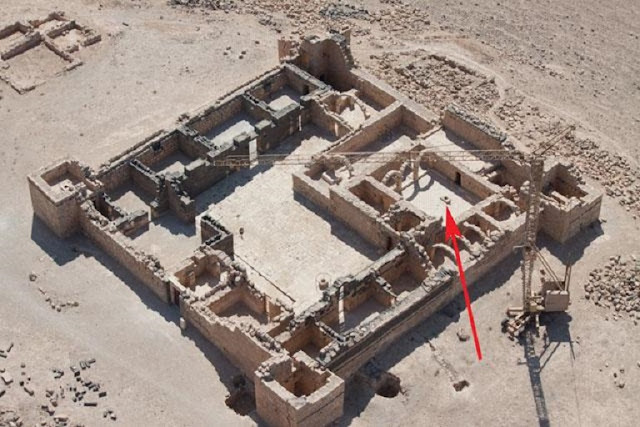 Forensic research seeks to solve mysterious deaths at Qasr Hallabat archaeological site