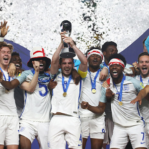 England crowned Under-20 World Cup champions