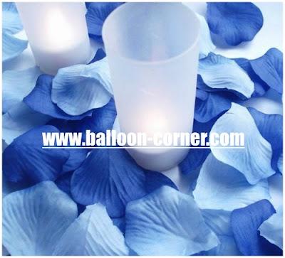 Rose Petals Biru