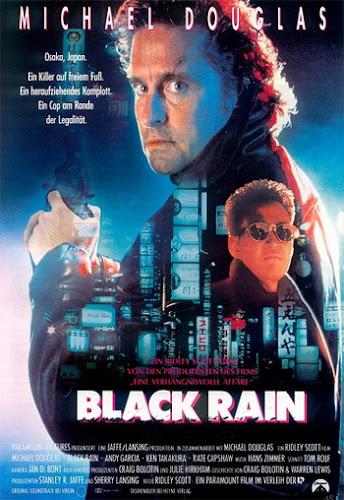 Black Rain ฝนเดือด
