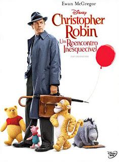Christopher Robin: Um Reencontro Inesquecível - BDRip Dual Áudio