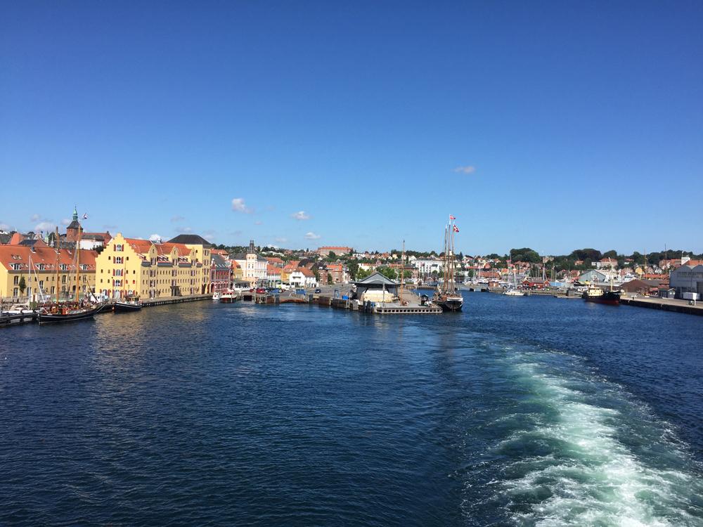 Tanska - Hääturistien ja meidän Ærø 29