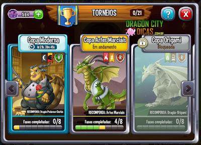 Torneio do Dragão Poderoso Chefão
